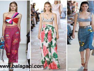 2017 yaz modası, yaz modası nasıl olacak, 2017 yılında yaz modası