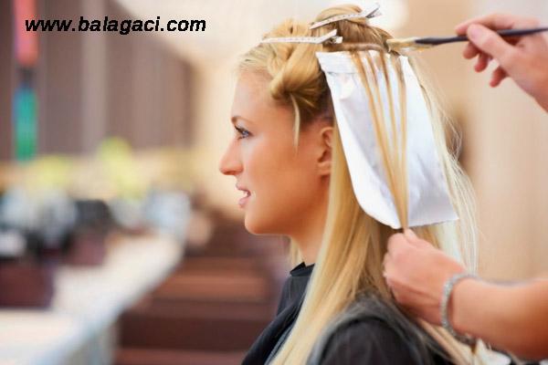 kalıcı saç boyası, saç boyama, kalıcı boya ile saç boyama